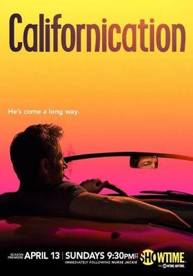 캘리포니케이션 시즌 7의 포스터