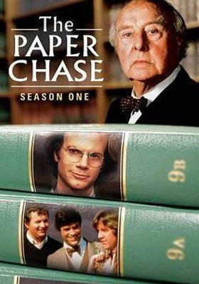 The Paper Chase's Poster