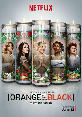 오렌지 이즈 더 뉴 블랙 시즌 3의 포스터