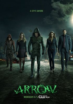 Arrow Season 3's Poster