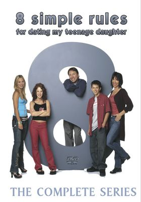 8 Simple Rules Season 1's Poster