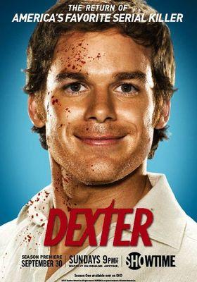 Dexter Season 2's Poster