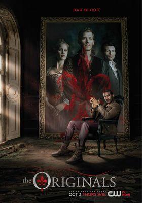 The Originals Season 1's Poster