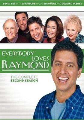 Everybody Loves Raymond Season 2's Poster