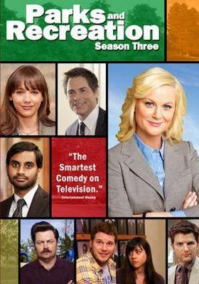 『パークス・アンド・レクリエーション シーズン3 (原題)』のポスター