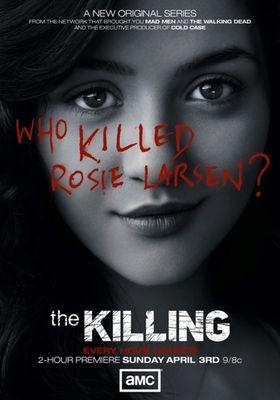 『THE KILLING/キリング シーズン1』のポスター