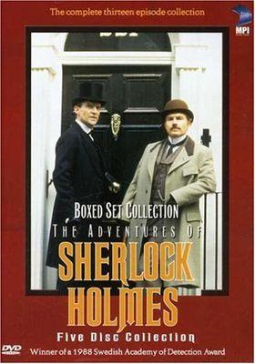 『シャーロック・ホームズの冒険シーズン 2』のポスター