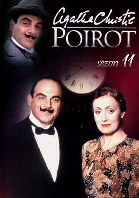 Agatha Christie's Poirot Season 11's Poster
