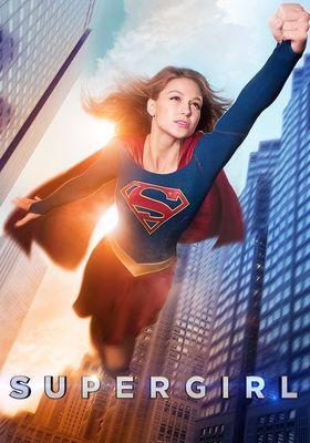 Supergirl Season 1's Poster