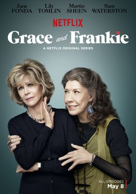 Grace and Frankie Season 1's Poster