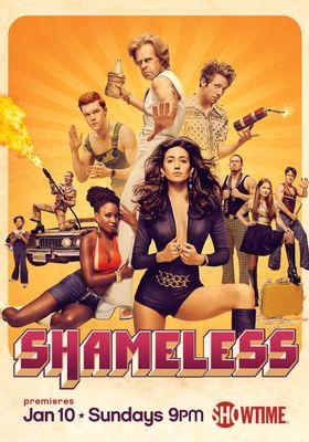 Shameless Season 6's Poster
