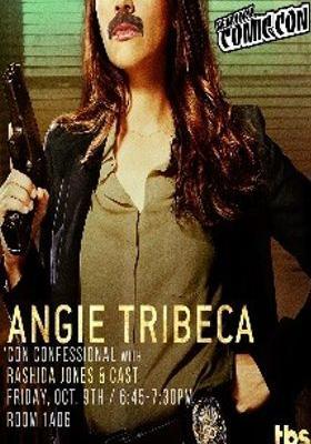 앤지 트라이베카 시즌 1의 포스터
