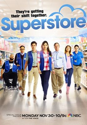 Superstore Season 1's Poster