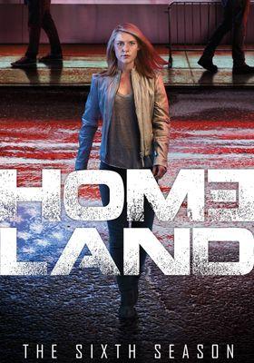 『HOMELAND/ホームランド シーズン6』のポスター