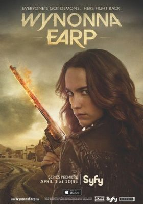 Wynonna Earp Season 1's Poster