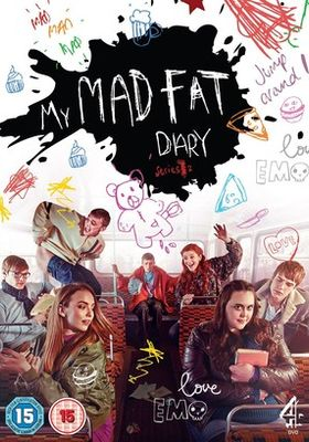 My Mad Fat Diary's Poster