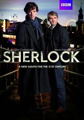『SHERLOCK/シャーロック シーズン1』のポスター