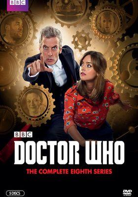 닥터 후 시즌 8의 포스터