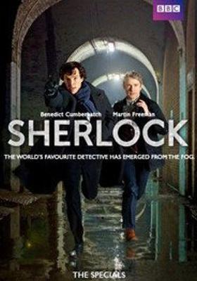 셜록 언커버드의 포스터