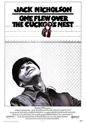 One Flew Over the Cuckoo's Nest's Poster