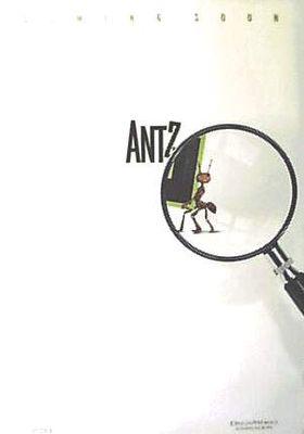개미의 포스터