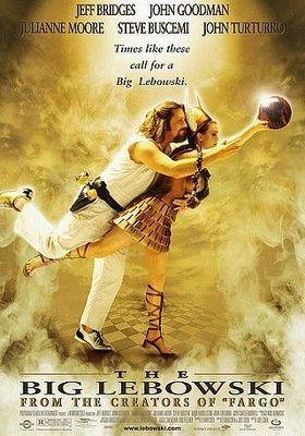 위대한 레보스키의 포스터