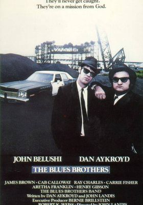 The Blues Brothers's Poster