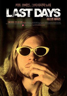 Last Days's Poster