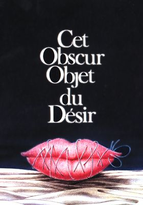 That Obscure Object of Desire's Poster