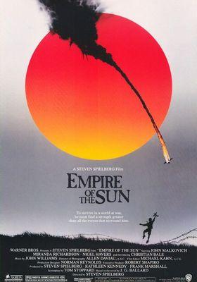 『太陽の帝国(1987)』のポスター