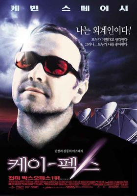 K-PAX's Poster
