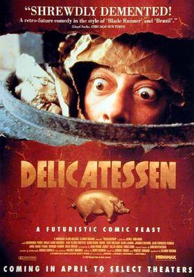 Delicatessen's Poster