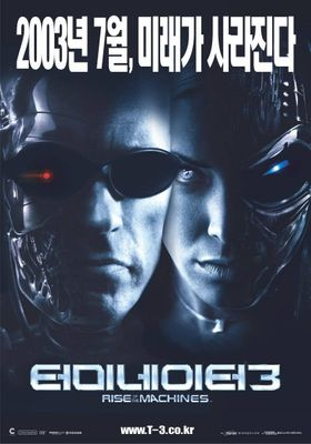Terminator 3: Rise of the Machines's Poster