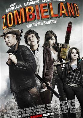 『ゾンビランド』のポスター