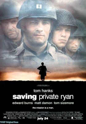 라이언 일병 구하기의 포스터