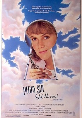 Peggy Sue Got Married's Poster