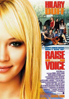 Raise Your Voice's Poster