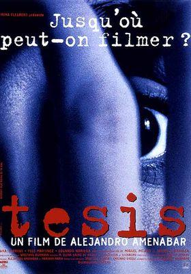 『テシス 次に私が殺される』のポスター