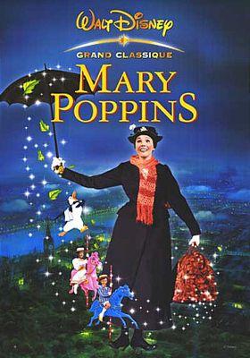 메리 포핀스의 포스터
