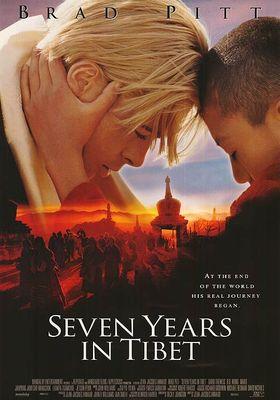 Seven Years in Tibet's Poster