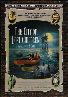 The City of Lost Children's Poster