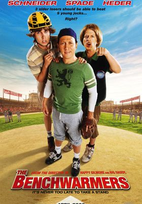 The Benchwarmers's Poster