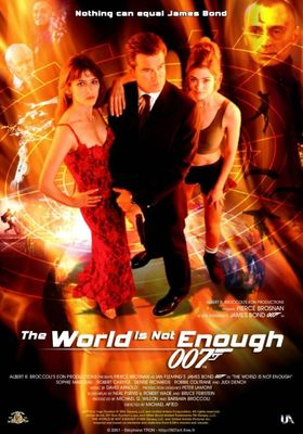 The World Is Not Enough's Poster