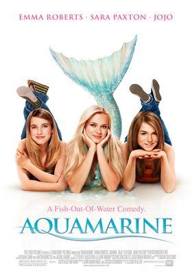 Aquamarine's Poster