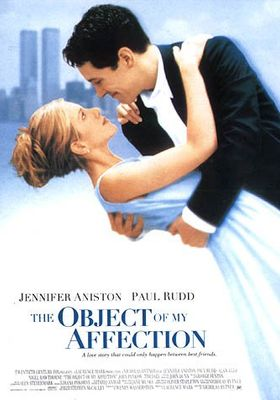 The Object of My Affection's Poster