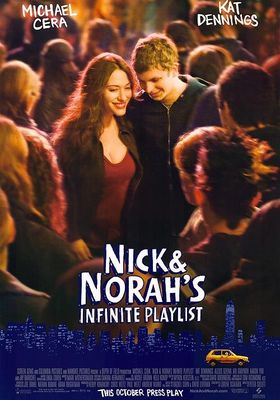 Nick and Norah's Infinite Playlist's Poster