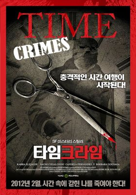 Timecrimes's Poster