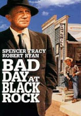 배드 데이 블랙 록의 포스터