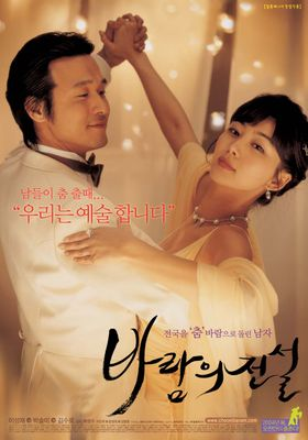 Dance With The Wind's Poster