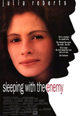 Sleeping with the Enemy's Poster